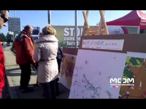 Rete Stop al consumo di territorio L'Aquila - Le Aree Bianche