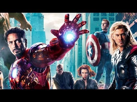 THE AVENGERS Trailer 2012 - Official [HD]