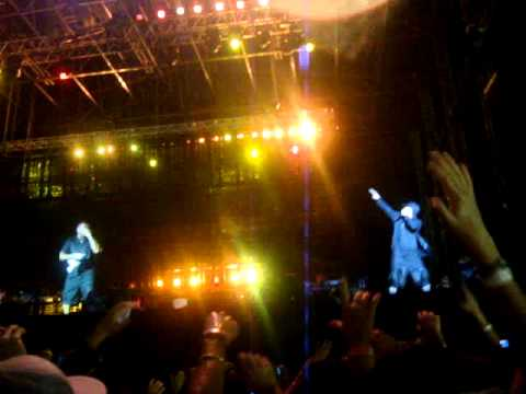 Eminem live in SAO PAULO BRAZIL 11/05/2010 - LOVE THE WAY YOU LIE
