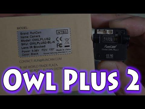 RunCam Owl Plus 2 Review - UCnJyFn_66GMfAbz1AW9MqbQ