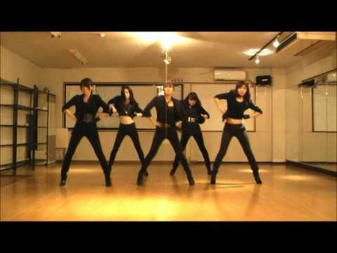 KARA Lupin ルパン dance cover by Coen Sisters