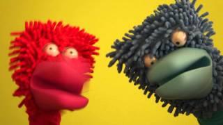 Serie infantil. 1x05 - Pitin y Pitina se lavan los dientes. PITINYPITINA.COM