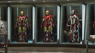 Trailer Iron Man 3 yang bakall tayang 3 Mei 2013 di Indonesia, Keren animasinya dan udah gak sabar nunggu Robert Downey Jr sebagai Tony Stark beraksi