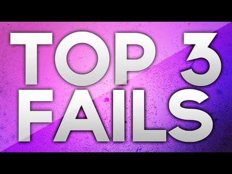 MW3 TOP 3 FAILS of the Week! (Modern Warfare 3 Epic Fail Countdown)