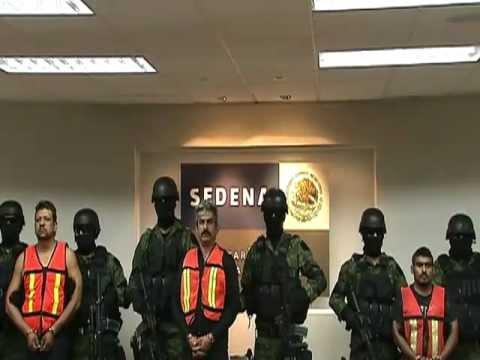 Detuvieron a El Lince en Michoacán. Era lugarteniente de Los Caballeros Templarios...
