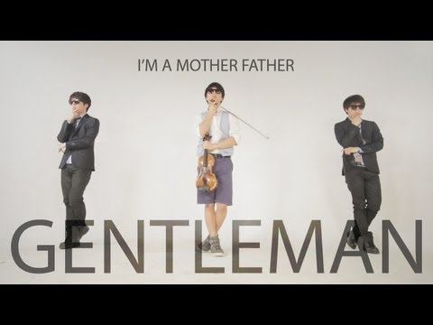 Cover PSY – GENTLEMAN bằng Violin