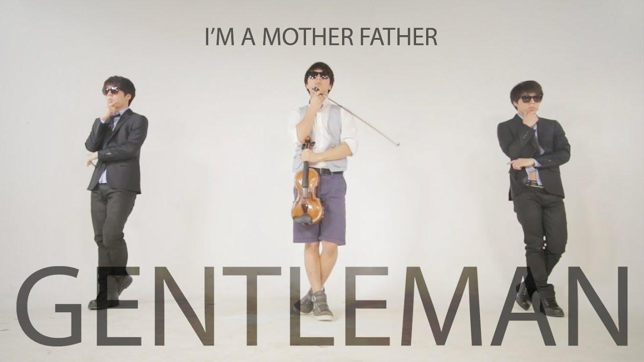 PSY - GENTLEMAN - Jun Sung Ahn Violin&Dance Cover WOWnya Y. . .