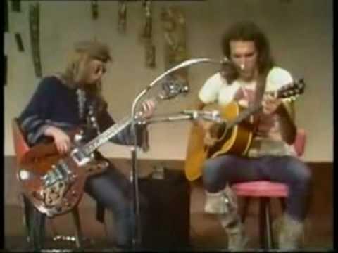 Mann-s Fate - Jorma Kaukonen & Jack Casady (Hot Tuna) 1969