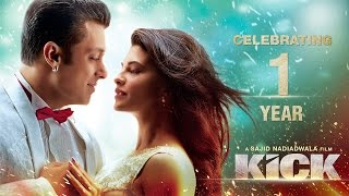 Celebrating 1 Year of Kick