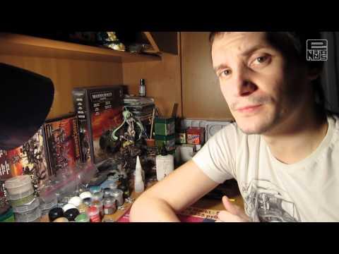 Как научиться играть в настольный Warhammer 40,000 - часть 1 - С чего начать