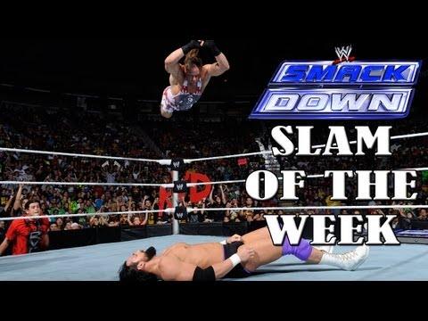 RVD Soars: WWE SmackDown Slam of the Week 8/30