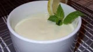 Salsa de yogur. EcoDaisy.