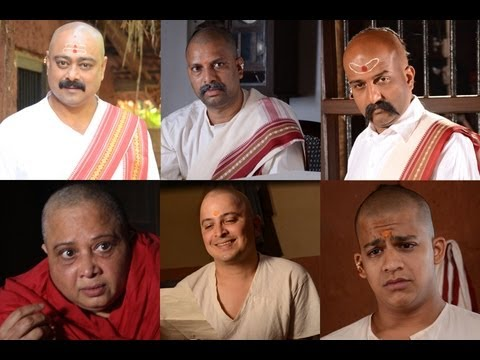 28 Actors Of 'Kaksparsh' Movie Shave Their Heads!