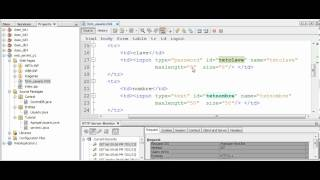 tutorial java netbeans 7.2.1 agregar registro usando servlet