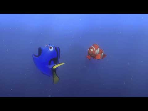 FINDING NEMO 3D Clip - 'Speaking Whale'