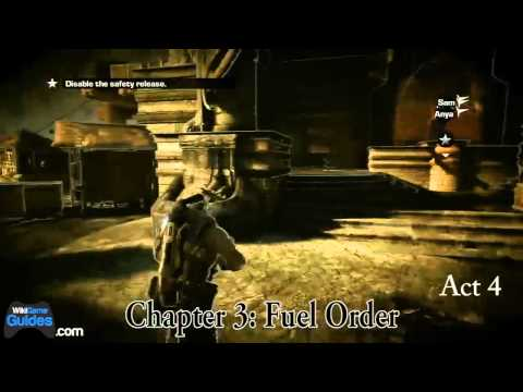 Gears of War 3 Collectibles (Hoarder & Remember the Fallen) - All 57 Collectibles & COG Tags