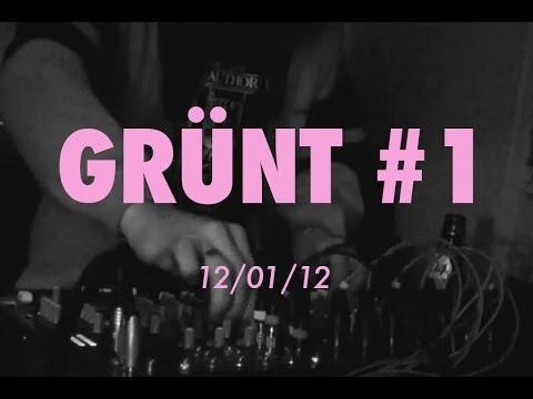 Grünt #1 Feat. Keroué (Fixpen Sill), Nekfeu, Lomepal, James Legalize