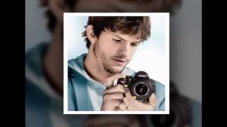 Ashton Kutcher Camera - Get your Nikon CoolPix Digital Camer... Video