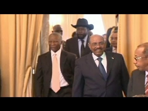Rival Sudanese leaders agree to buffer zone, again