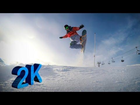 2K Winter Wonderland Savognin - GoPro HERO 4 Black