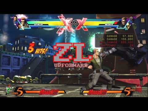 UMVC3 Spencer Combo Tutorial Explained