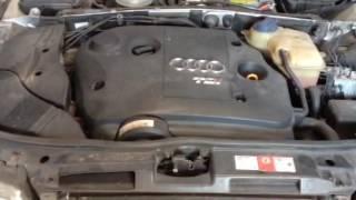 ДВС (Двигатель) Audi A4 (B5) Артикул 900038467 - Видео