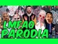 GIOILPEGGIORE - LMFAO-SORRY FOR PARTY ROCKING - PARODIA-SPOOF