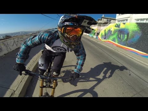 GoPro: Combing Valparaiso's Hills in Chile