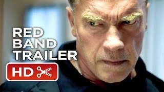 Sabotage Official Red Band Trailer (2014) - Arnold Schwarzenegger Movie HD