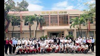 Trường TH-THCS-THPT THÁI BÌNH DƯƠNG THĂM VÀ TẶNG QUÀ CHO BỆNH NHI TẠI BỆNH VIỆN NHI ĐỒNG ĐỒNG NAI