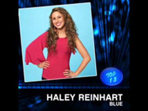 Haley Reinhart - Blue (studio recording)