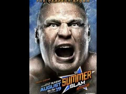 "WWE SummerSlam 2012 Theme Song - ""Don't Give Up"" - xWTUx"
