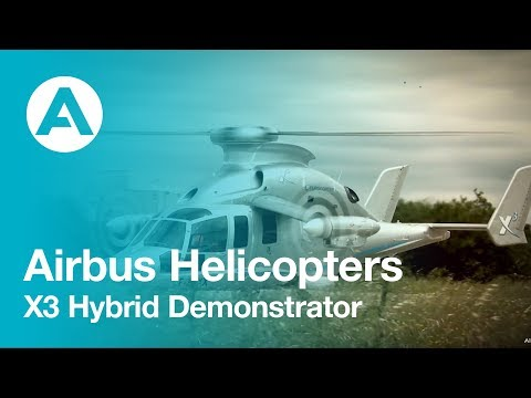 Eurocopter X3 : Turning Up the Speed