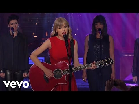 Taylor Swift - Begin Again (Live from New York City)
