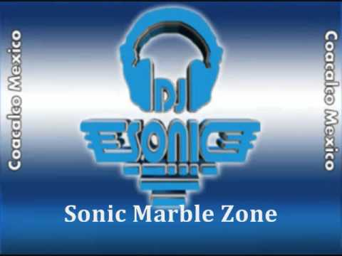 DJ Sonic - Sonic Marble Zone (Exclusive Mix)