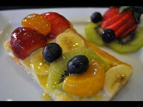 Fruit Tart Dessert Recipe