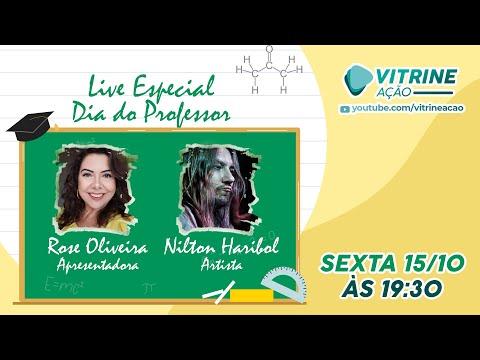 Vitrine ao Vivo T3C36 #inscreva-se