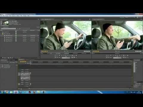 Adobe Premiere Pro CS5.5 Tutorial - Basic Editing