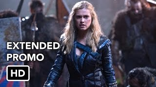 "The 100 2×15 Extended Promo ""Blood Must Have Blood Pt. 1″ (HD) Thumbnail"