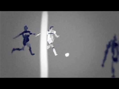 Gareth Bale Animation. Tottenham vs Inter Milan