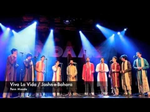Penn Masala - Viva La Vida / Jashn-e-Bahara