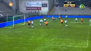 10J :: Moreirense - 2 x Sporting - 2 de 2012/2013