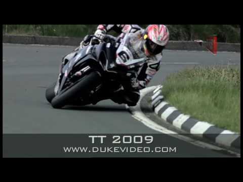 Isle of Man TT 2009 - New Feature - Slow Motion Camera!
