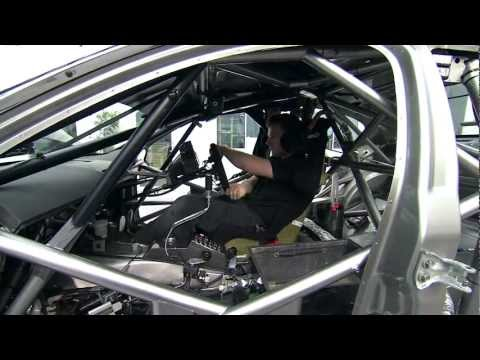 The Making of the V8 Supercar