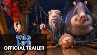 """The Wild Life (2016 Movie) Official Trailer – """"Crash The Party"""""""