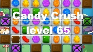 candy crush saga level 65 youtube how to beat candy crush saga level