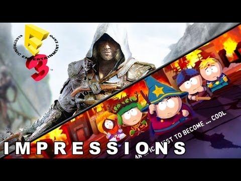 Assassin's Creed 4/South Park The Stick of Truth Impressions (E3 2013) E3M13