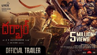 DARBAR - Official Trailer