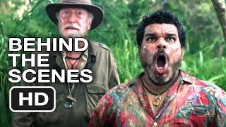 Journey 2: The Mysterious Island Behind the Scenes - Dwayne Johnson, Vanessa Hudgens (2012) HD