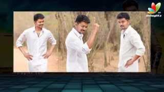 Watch Vijay's 'Puli' makers Following 'Baahubali' formula: Theatres Screenings Red Pix tv Kollywood News 04/Aug/2015 online